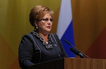 Председатель Гордумы Краснодара заболела коронавирусом