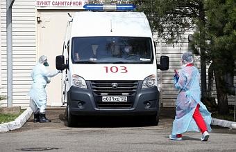 Число заболевших коронавирусом на Кубани достигло 6 589 человек