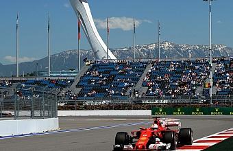 Гран-при России «Формулы-1» состоится в Сочи в сентябре