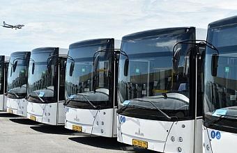 Автопарк Сочи пополнится на 50 автобусов
