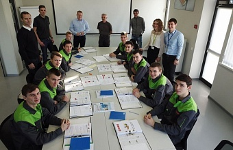 На Кубани выпустились первые студенты-машиностроители