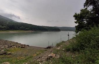 Приток воды в Неберджаевское водохранилище под Новороссийском сократился из-за засухи