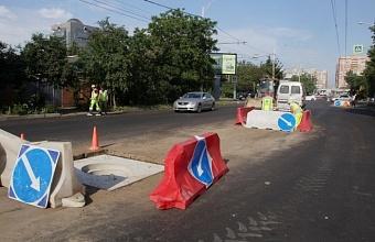 В Краснодаре дополнительно смогут отремонтировать 4,5 км дорог
