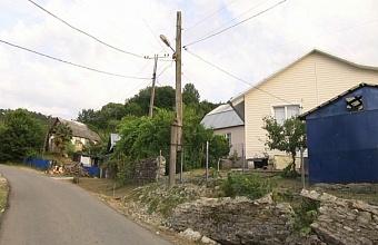 В селе Харциз-2 под Сочи восстановили подачу воды