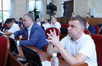 Членов Общественной палаты утвердили на сессии ЗСК