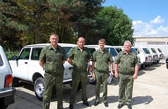 Лесничества Кубани пополнились новой лесопатрульной техникой