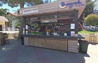 На курортах Краснодарского края открывают сеть баров с местными напитками
