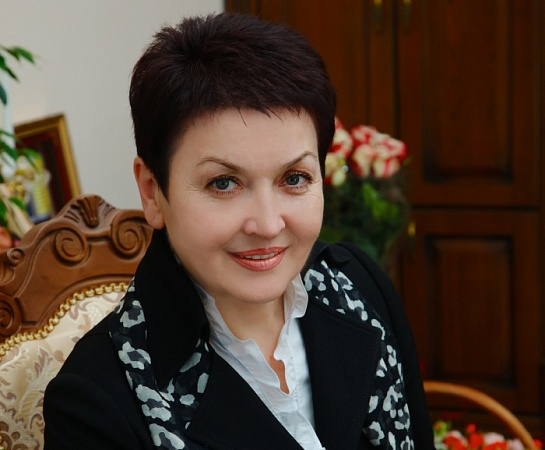 """Ludmila Chumak: """"People Associate Registry Office Not Only with Wedding Ceremonies"""""""