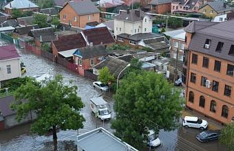 Мэр Краснодара рассказал о подтоплениях после дождя, перебоях электричества и строительстве школ