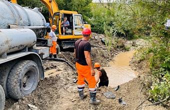 На Кубани объявили конкурс на строительство новой ветки Ейского группового водопровода