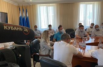 В Краснодаре состоялось рабочее совещание с активом регионального отделения Партии Роста