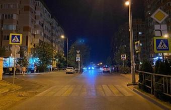 В Краснодаре иномарка сбила 8-летнюю девочку на пешеходном переходе