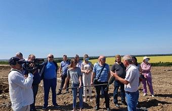 На Белореченском полигоне ТКО проведут экологический аудит