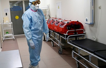 На Кубани скончались мужчина и женщина с коронавирусом