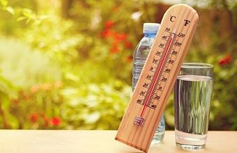 Жителей Кубани предупредили о жаре до 37 градусов