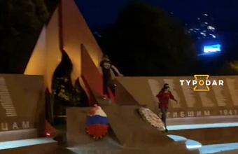 По факту осквернения мемориала в Сочи проводится проверка