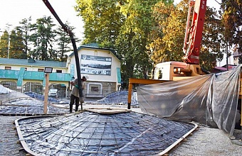 Новый экстрим-парк появится в Адлерском районе Сочи