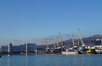 Новороссийский морской торговый порт повысит производительность труда