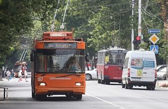 На Кубани проверили свыше 50 тыс. пассажиров общественного транспорта на соблюдение масочного режима