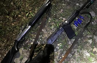 В Сочинском нацпарке задержали охотников на оленя