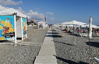Доступность пляжей для маломобильных граждан проверили в Сочи