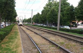 Новую линию трамвая в Краснодаре запустят до конца 2021 года