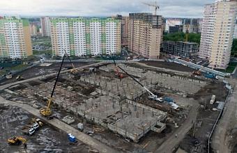 Жители Краснодара могут узнать о районах строительства школ и детсадов