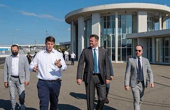 В Сочи обсудили подготовку к «Формуле-1»