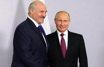 Лукашенко направился в Сочи на встречу с Путиным