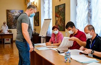 В Краснодарском крае явка на выборах составила 68,69%