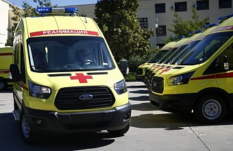 Ambulance Car Fleet Grows