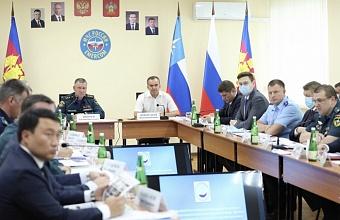Кубань направит более 3,5 млрд рублей на строительство и содержание пожарных частей
