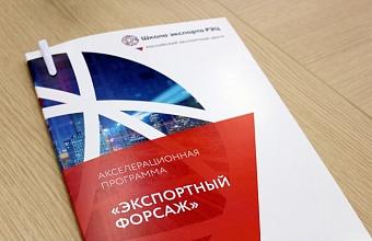 На Кубани стартовала новая акселерационная программа для МСП