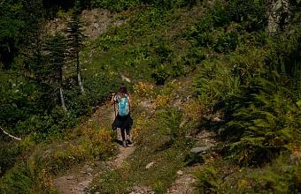 В горах Сочи открыли новый пеший туристический маршрут