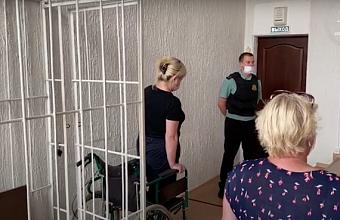 В Крымске на 5,5 лет осудили виновницу ДТП с участием машины скорой помощи
