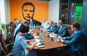 На Кубани будет разработана программа подготовки наставников для студентов и госслужащих
