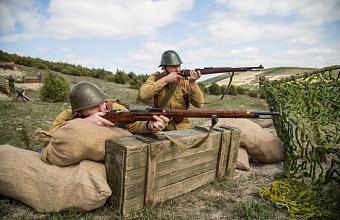 Военно-патриотическая акция «Десант славы» прошла в Анапе