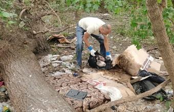 В Новороссийске собрали около 24 тонн мусора