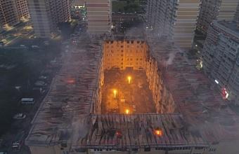 Жильцам сгоревшего этажа дома на ул. Российской в Краснодаре предоставят новые крватиры