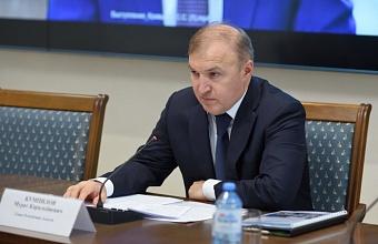 У главы Адыгеи Мурата Кумпилова диагностировали коронавирус