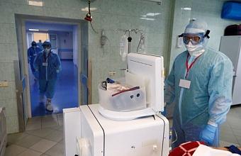 На Кубани скончались пять человек с коронавирусом