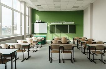 На дистанционное обучение временно перешла еще одна школа Краснодара