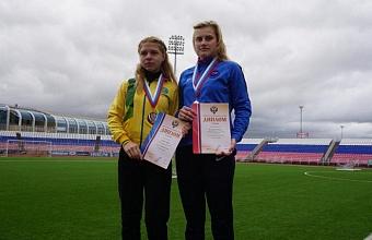 Легкоатлеты Кубани стали призерами всероссийских соревнований