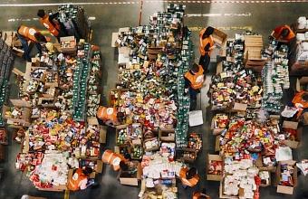 В Краснодаре состоится продовольственный марафон «Корзина доброты»