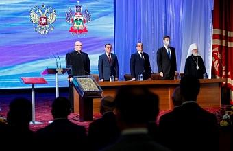 Кондратьев: Мои приоритеты не поменялись, я исхожу из интересов жителей Кубани