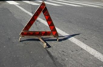 В Краснодарском крае в ДТП с пассажирским автобусом погибли два человека