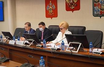 Депутаты ЗСК участвовали в первом заседании гордумы Краснодара нового созыва