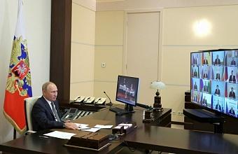 Путин поручил Кондратьеву подключиться к разработке программы по соцразвитию села