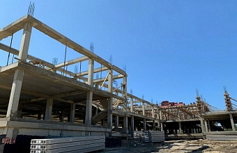 На возведение школы в Анапе направят более 800 млн рублей