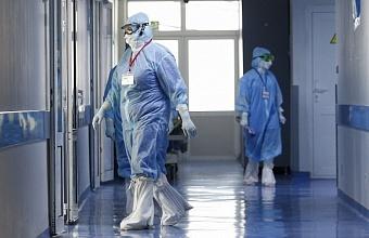 В Тихорецком районе скончалась женщина с коронавирусом